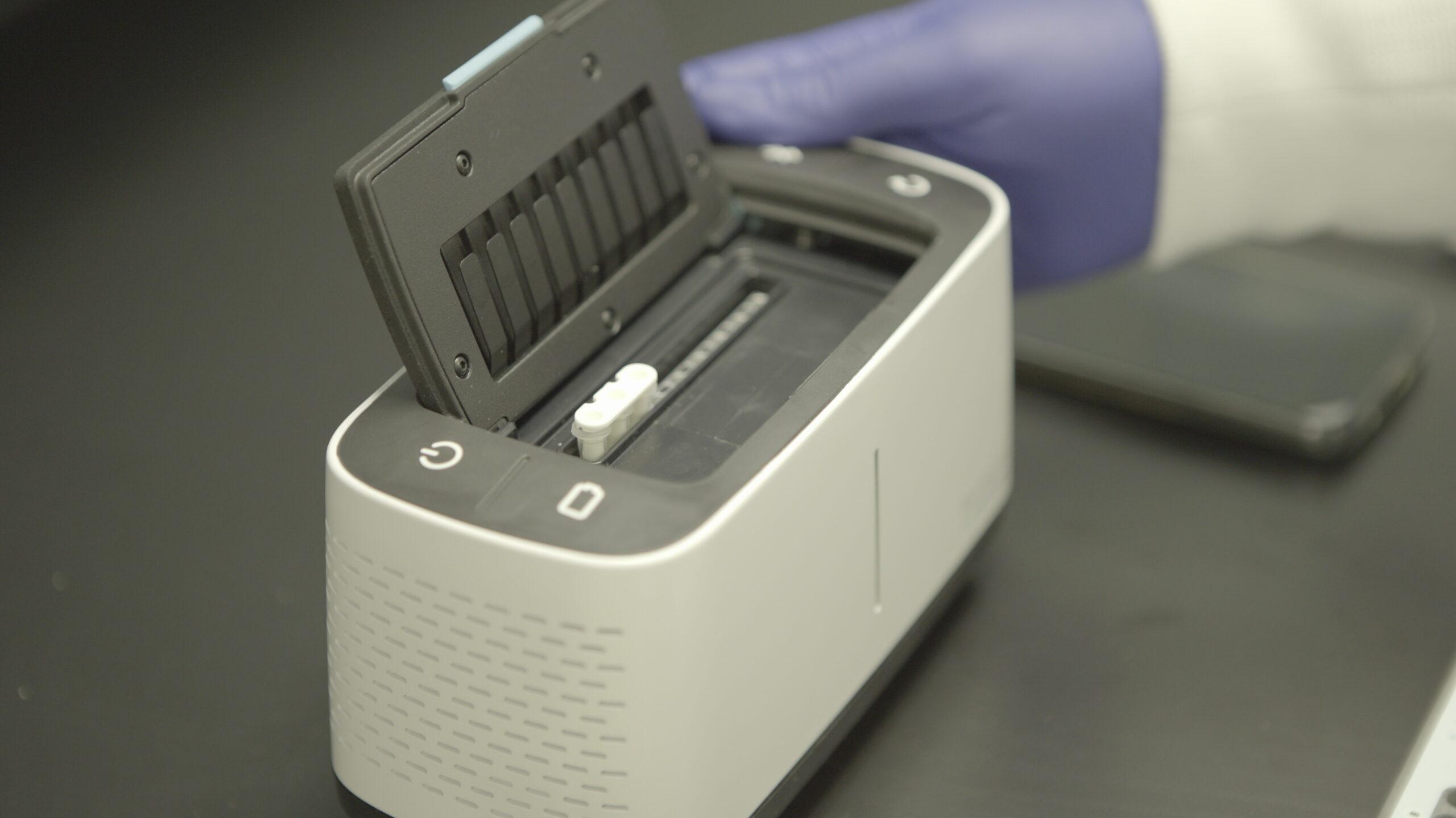 lab testing item