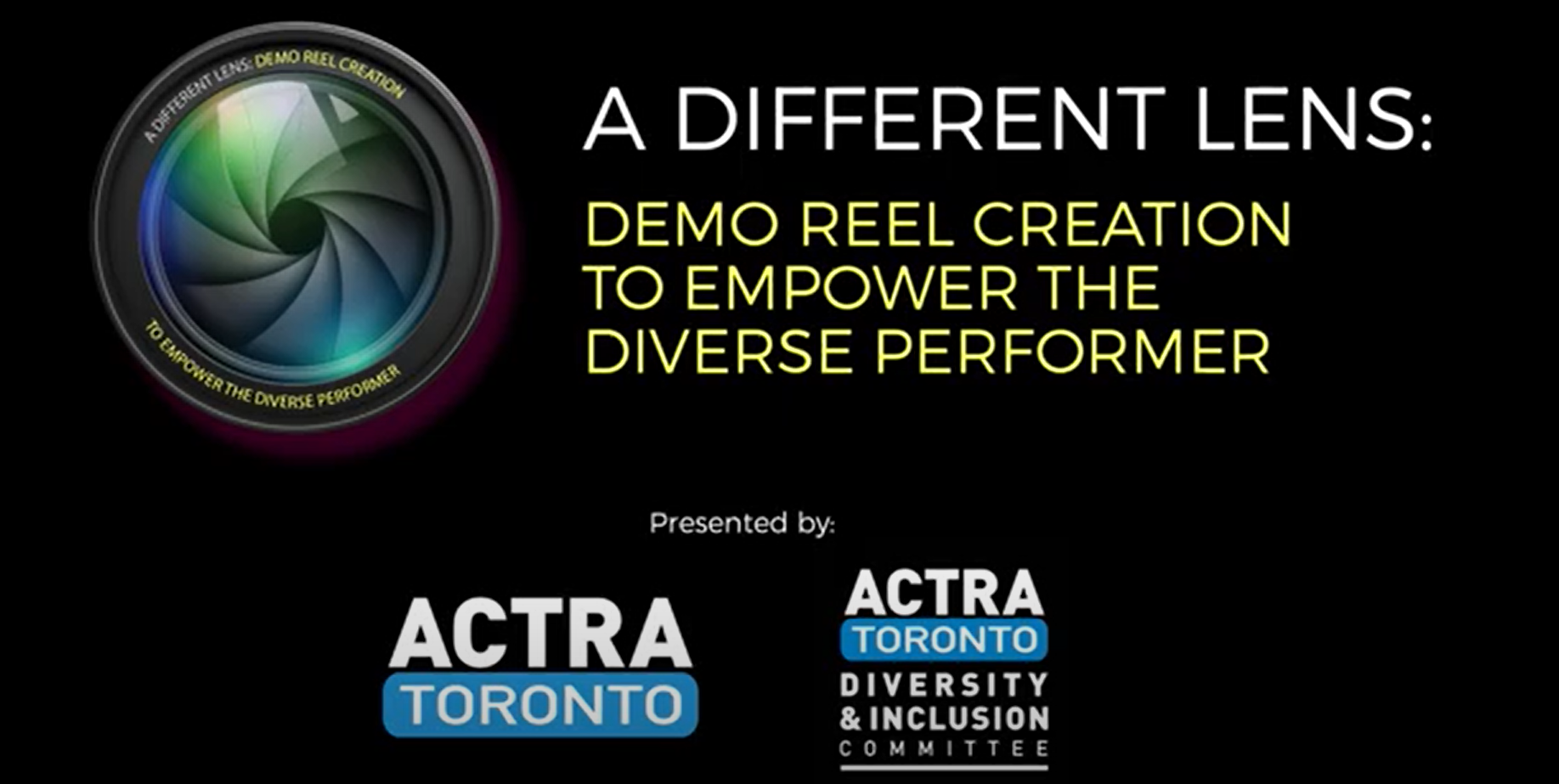 How Rapid Testing is Helping to Strengthen Opportunities For All in Canada's Entertainment Industry